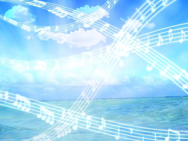 音楽の霊的パワー
