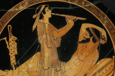 古代ギリシャ音楽とヘルメス